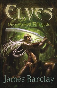 Once Walked With Gods by James Barclay